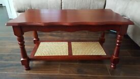 Coffee Table & Nest of x3 Tables