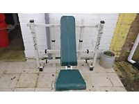 Weight Bench Golds Gym. FREE, Unless you would like to make a donation.
