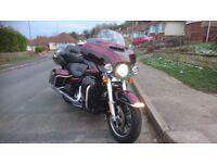 Harley Davidson ultr limited 1690cc