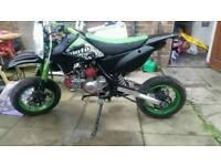 Road legal pitbike 140cc