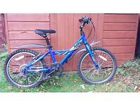 Boys bike for Christmas - Giant MTX125 bike for sale