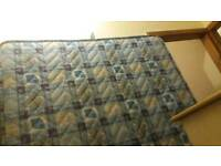 New Double bed mattress