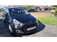 KIA RIA 1.2 LOW MILES, ONLY £30 TAX