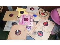 Vinyl records 20p each