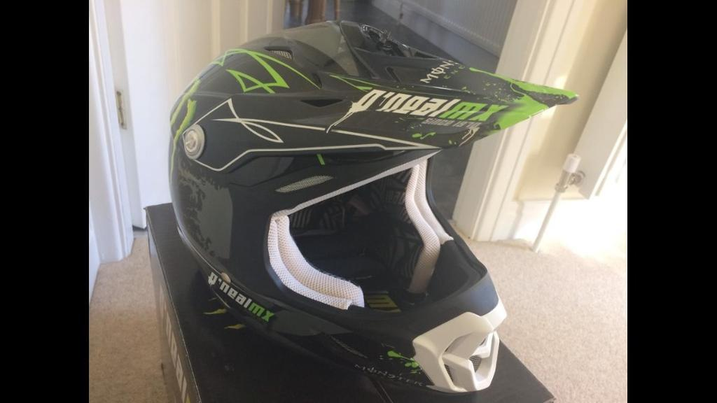 Oneal 712 Mx Helmet Mediumin Haxby, North YorkshireGumtree - Only worn a couple of timesVery good condition From a pet and smoke free home