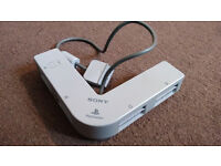 Official Sony Playstation one Multi-Tap grey