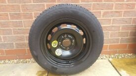 Wheel and tyre Renault Clio , Peugot etc.