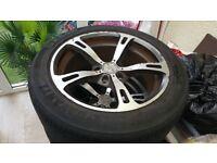 "AC Schnitzer alloy wheels 18"""