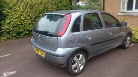 Vauxhall Corsa 2004 - Petrol