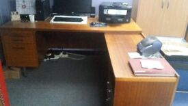 Various Used Office Furniture & Cabinets