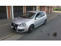 2007 volkswagon golf gt 2.0 tdi