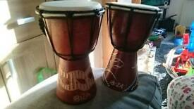 Bongos from ibiza x2