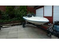 Fletcher speedboat project