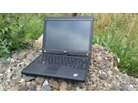 Dell latitude XT touchscreen laptop