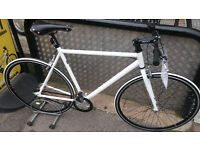 Viking Urban City Single Speed Bike FIXIE or FREEWHEEL RRP £299 BARGAIN £170.00 56cm or 59cm