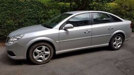 VAUXHALL VECTRA VVT EXCLUSIVE 5 DOOR HATCHBACK 1796cc 2008 PETROL