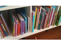 50+ Books 0 to 6 years Children boy girl baby toddler collection. At least 50 + books