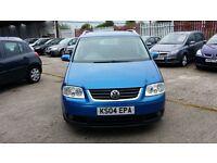 Volkswagen Touran 2.0 TDI Sport 5 Doors