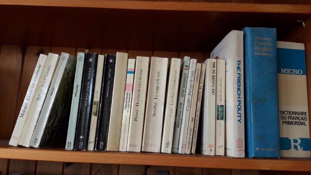 French Books Bundle
