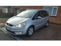 Ford Galaxy 7 seats, 1.8 diesel zeetec,1 owner,drives lovely,very economical,1 year mot till jan19