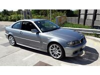 BMW E46 M SPORT 2006 sale or swap