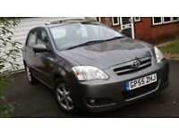 DEC 2005 Toyota Corolla 1.6 VVT-i T Spirit 5dr Top Spec (All The Extras) New Clutch (£420) Long MOT.