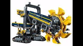 LEGO Technic 42055 Bucket Wheel Excavator - Brand New in sealed Box