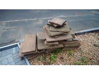 Riven Paving Slabs for sale