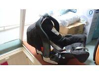 Graco Junior Baby Group 0 Plus Car Seat