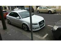 Audi A4 px swap