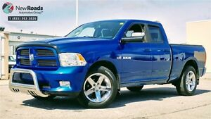 2010 Dodge Ram 1500 SPORT, NO ACCIDENTS, FULLY SERVICED, NON...