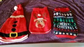 Dog christmas jumpers