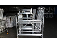 TOWER SCAFFOLD ALLOY ... ONE MAN MONO ALLOY TOWER