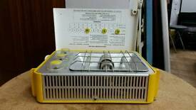 Heat filter lamp sundial in excellent condition