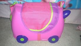 Pink trunki with extras