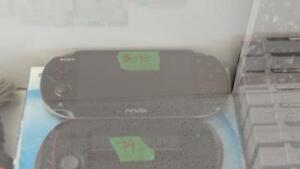 Sony PSP Vita system w/ Charger and box