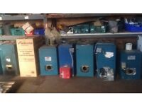 Oil boilers & burners for sale