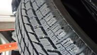 4x 205/55R16 Toyo Observe Garit KX Winter Tires