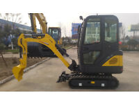 Mini Excavator Carter CT18-9DS (1.8ton)