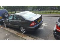 Mercedes c180 2006-2007 nice runninn and very good condition
