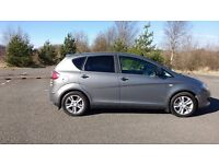 SEAT Altea - 1.9 TDI Reference 2007 (57) (cruise control / detachable tow-bar)