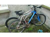Saracen Mantra hardtail mountain bike NEEDS WORK