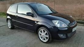 2007 Ford Fiesta Zetec Climate  3dr.. Low 73,000 miles.. punto astra mazda 2 corsa civic