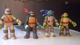 Teenage Mutant Nija turtles - Large 10""