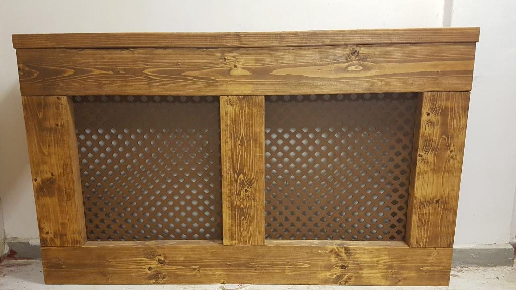 Rustic Display Model Furniture Tv Unit Coffee Table Radiator Cover All New