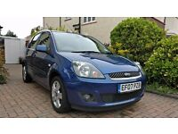 Ford Fiesta Zetec 1.4 tdci 64MPG! super low cost of ownership diesel