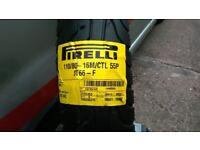 Pirelli ST66. 110/80/16