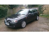 Very reliable 2004 Nissan Almeria – Automatic - Good on insurance and petrol - In decent condition