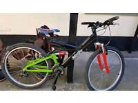 Men's custom mountain bike