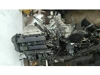 Ford fiesta 2008-2013 engine gearbox